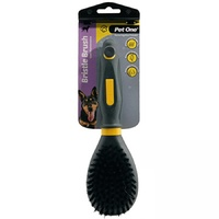 Pet One Dog Bristle Brush - Large