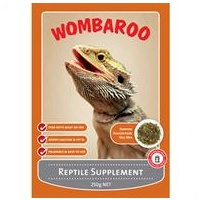 Wombaroo Reptile Supplement Mix - 250g