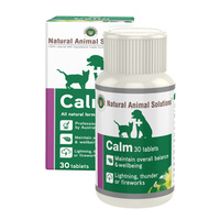 Calm for dogs & cats - 15ml - Natural Animal Solutions
