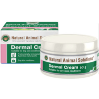Dermal Cream for dogs, cats & horses - 60g - Natural Animal Solutions