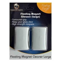 Floating Aquarium Magnet Cleaner - Large