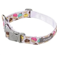FuzzYard Dog Collar - Fresh - Medium (20mm x 32-50cm)