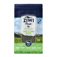 Ziwi Peak Air Dried Dog Food - Tripe & Lamb - 1kg